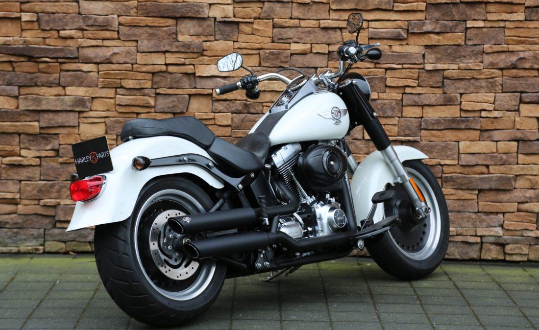 Fat Boy Softail Special Davidson Flstfb 2013 Harley 103 Abs qLSMVjpGUz