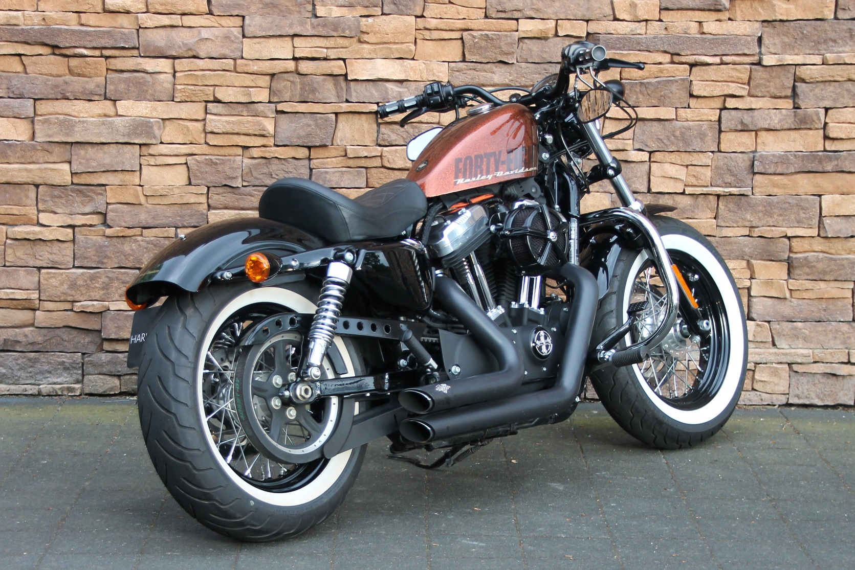 2014 harley davidson xl 1200 x sportster forty eight abs verkocht usbikes. Black Bedroom Furniture Sets. Home Design Ideas