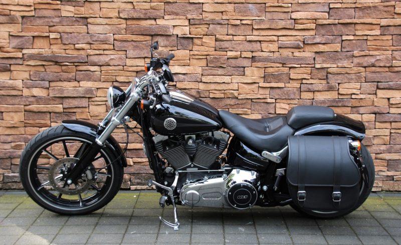 2013 Harley-Davidson FXSB Softail Breakout 103 ABS