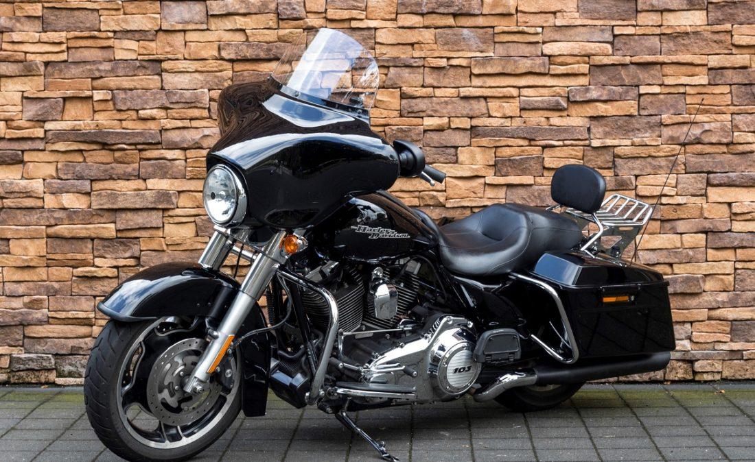 2012 Harley-Davidson FLHX Street Glide LV