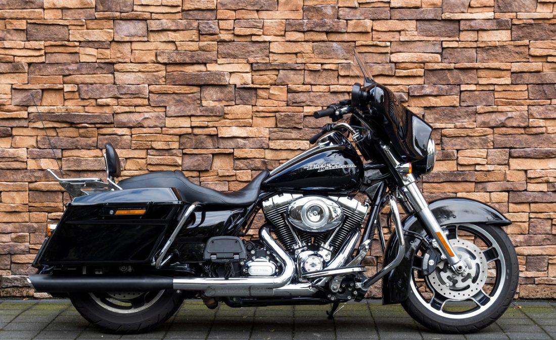 2012 Harley-Davidson FLHX Street Glide R