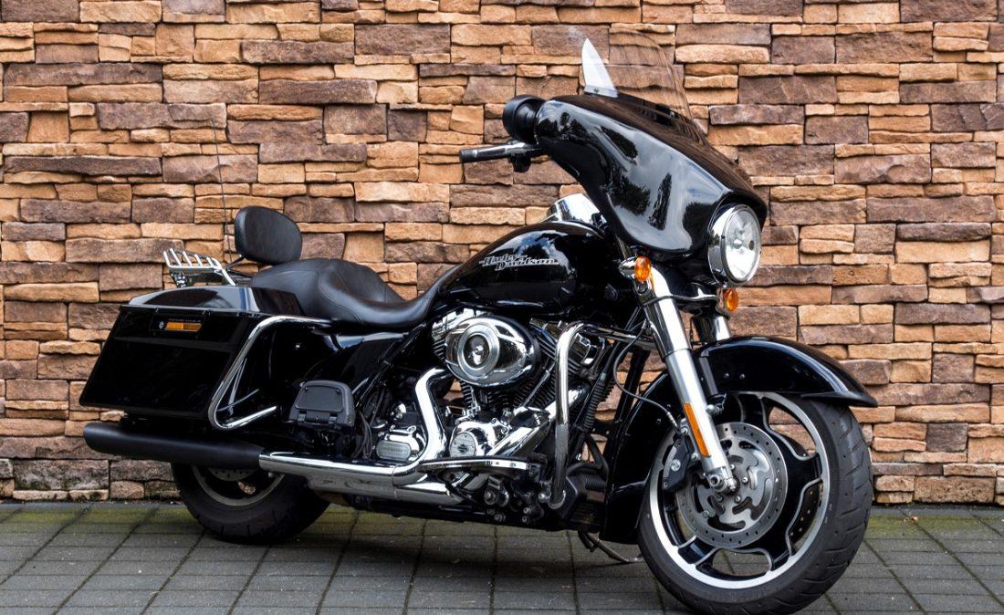 2012 Harley-Davidson FLHX Street Glide RV
