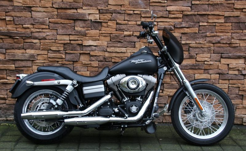2007 Harley-Davidson FXDB Street Bob 1.584 cc 6-bak Sons of Anarchy