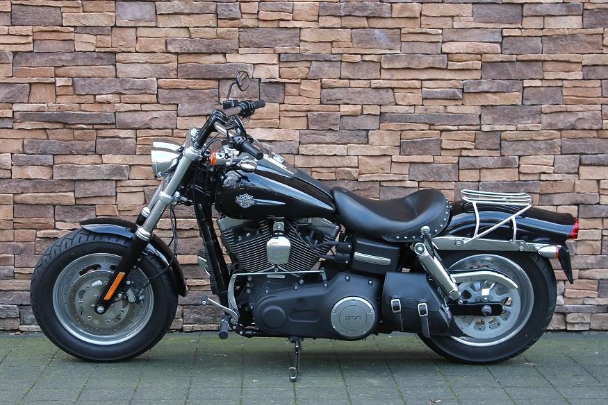 2012 Harley-Davidson FXDF Dyna Fat Bob 103 ABS L