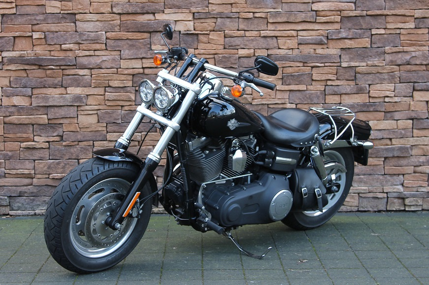 2012 Harley-Davidson FXDF Dyna Fat Bob 103 ABS LV