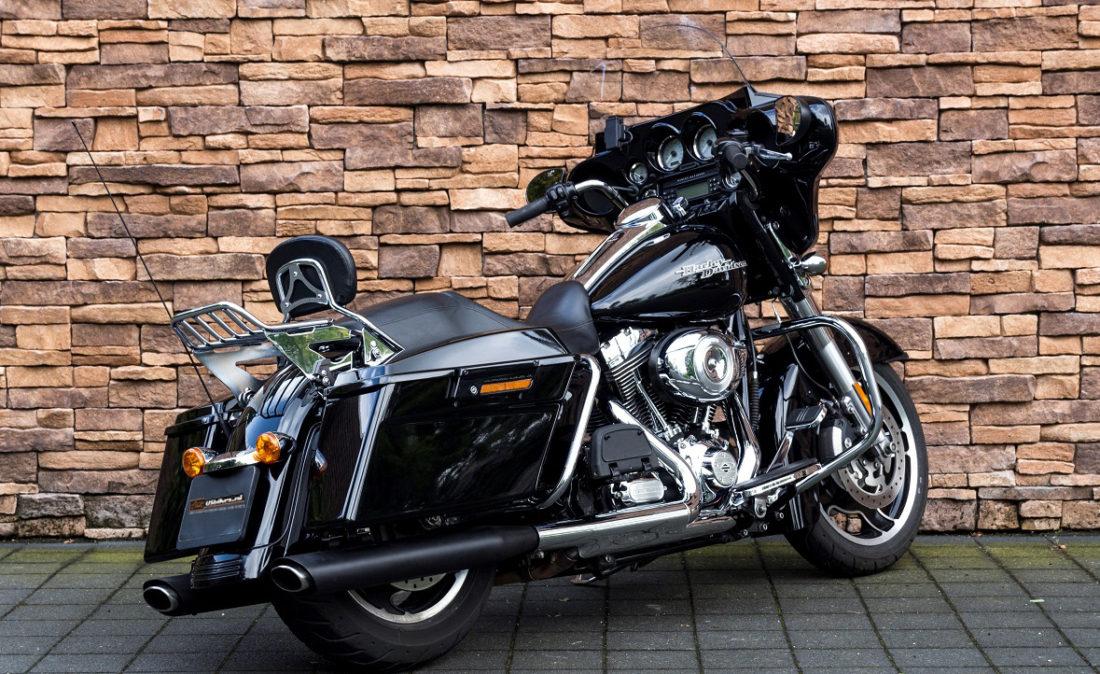 2012 Harley-Davidson FLHX Street Glide RA