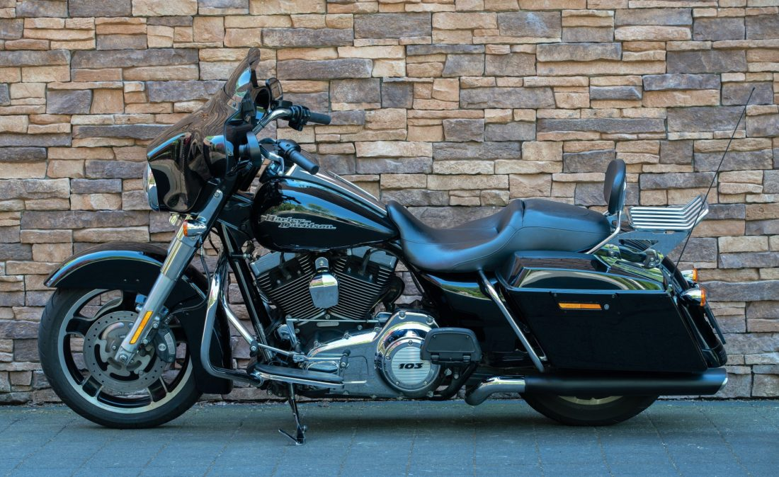 2012 Harley-Davidson FLHX Street Glide Touring L