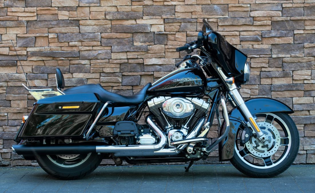 2012 Harley-Davidson FLHX Street Glide Touring R