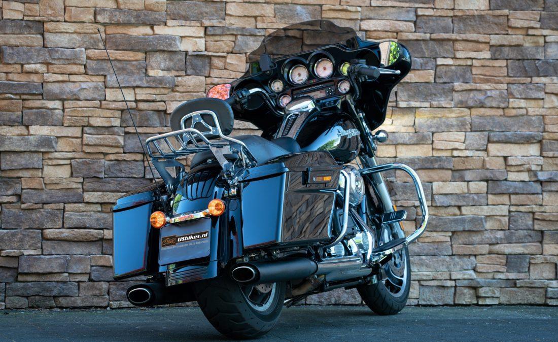 2012 Harley-Davidson FLHX Street Glide Touring RA1