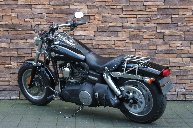 2012 Harley-Davidson FXDF Dyna Fat Bob 103 ABS LA