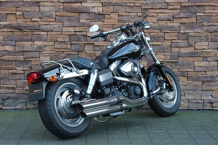 2012 Harley-Davidson FXDF Dyna Fat Bob 103 ABS RA