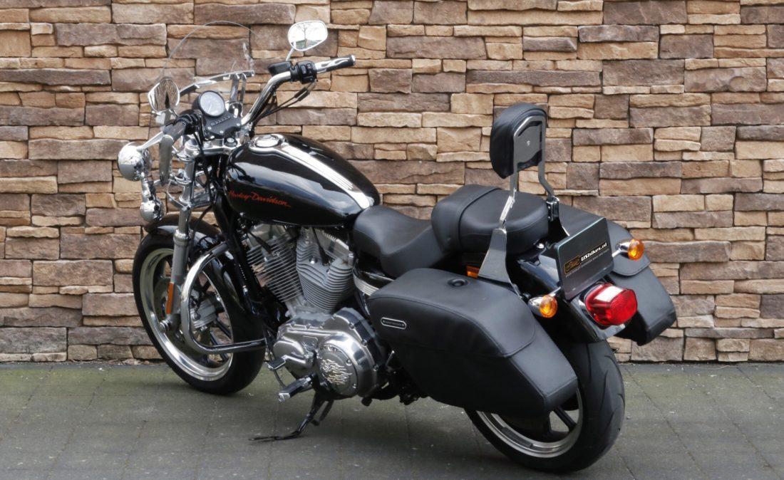 2011 Harley-Davidson XL883L Superlow Sportster LAs