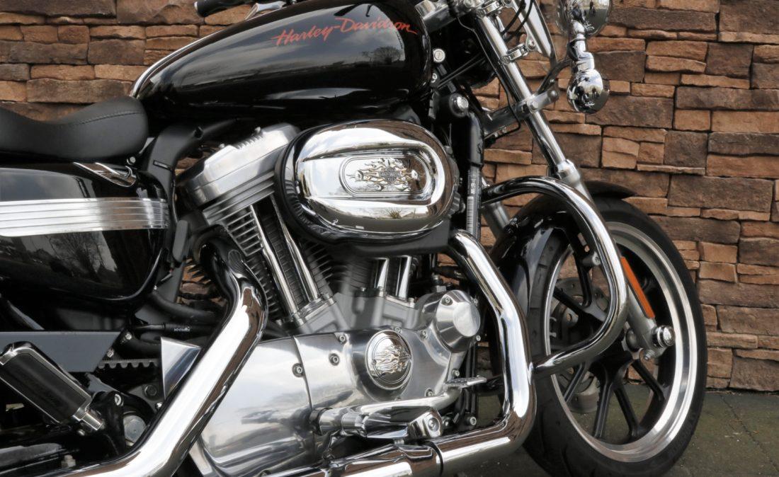 2011 Harley-Davidson XL883L Superlow Sportster XL883L BR