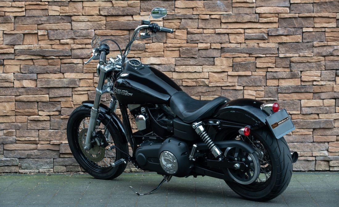 2012 Harley-Davidson FXDB Street Bob ABS LA