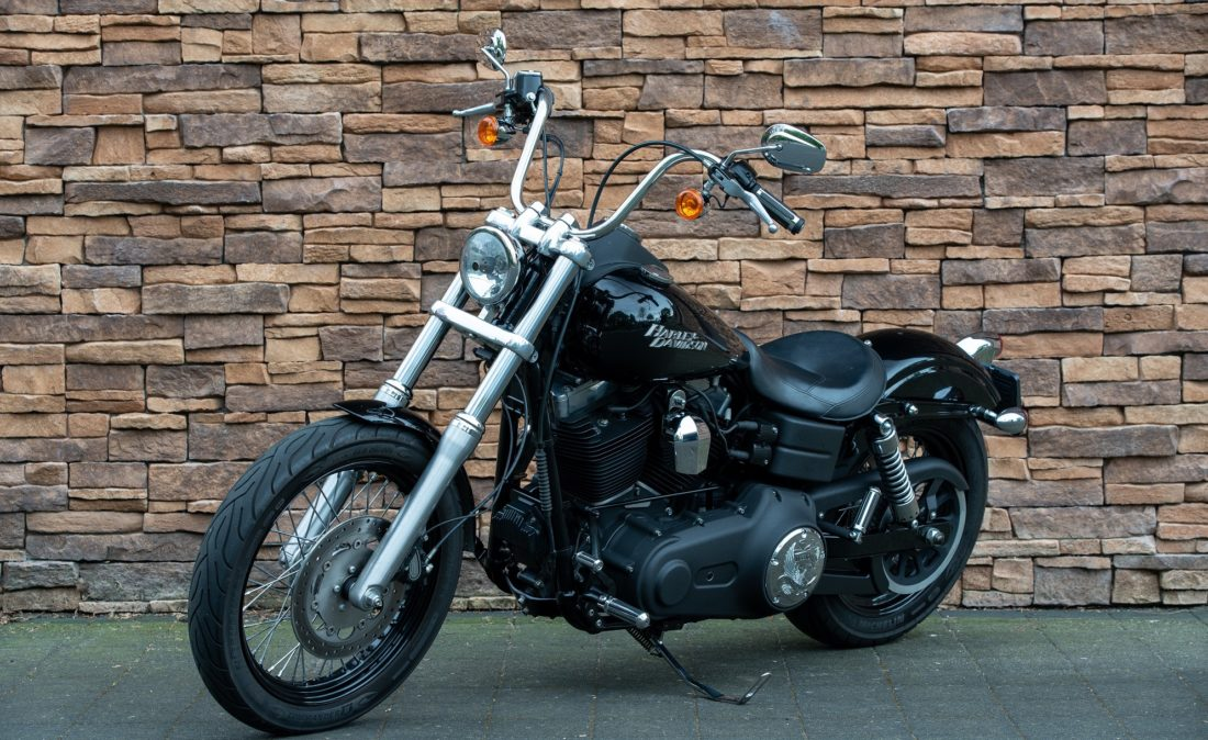 2012 Harley-Davidson FXDB Street Bob ABS LV