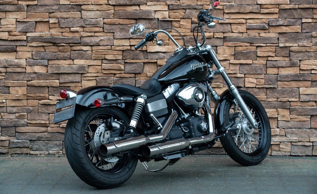 2012 Harley-Davidson FXDB Street Bob ABS RA