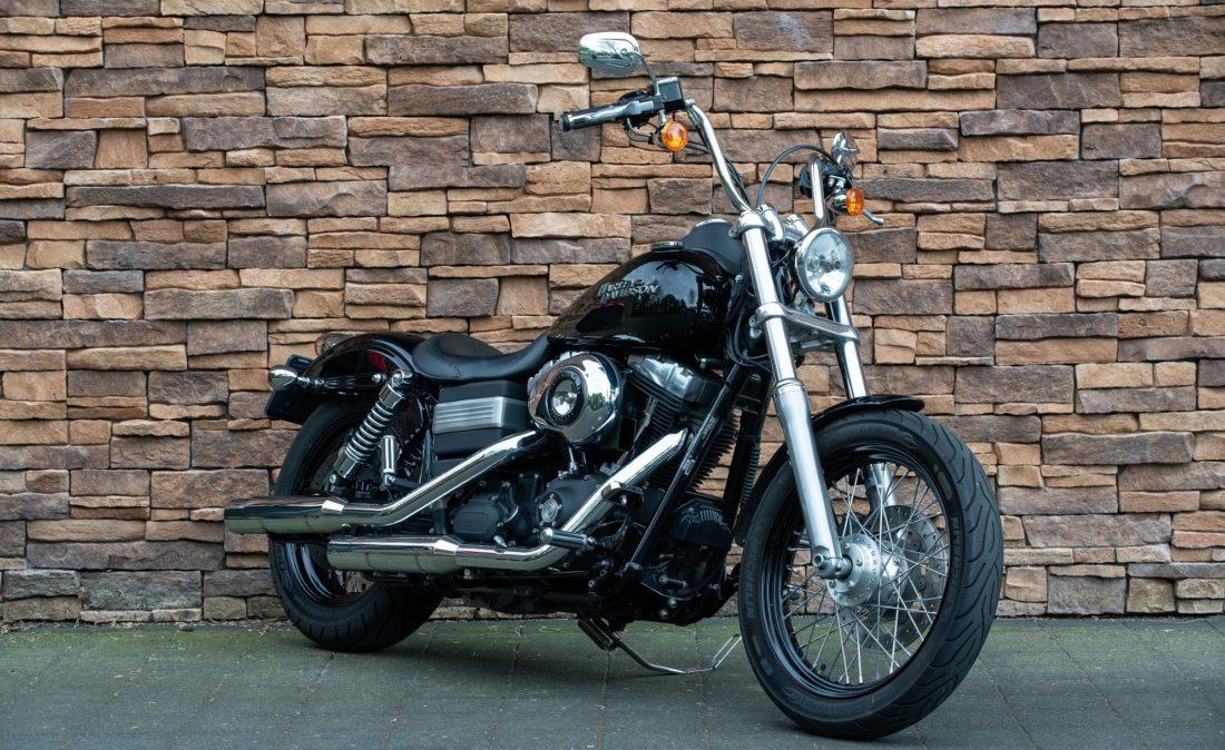 2012 Harley-Davidson FXDB Street Bob ABS RV