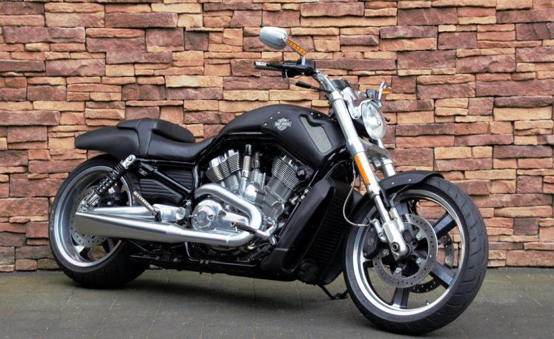 2009 Harley-Davidson VRSCF Muscle RV