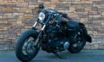 2015 Harley-Davidson XL1200X Forty Eight Sportster LVs