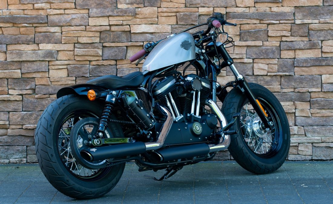 2015 Harley-Davidson XL1200X Forty Eight Sportster RAs