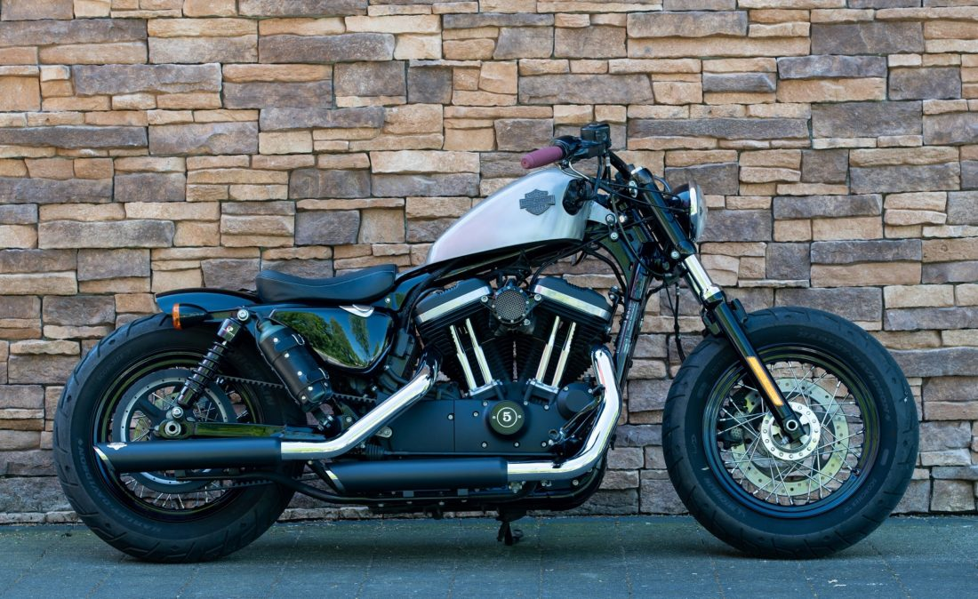 2015 Harley-Davidson XL1200X Forty Eight Sportster Rs