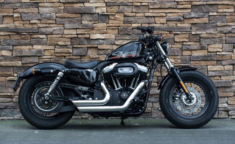 2011 Harley-Davidson XL 1200 X Sportster Forty Eight