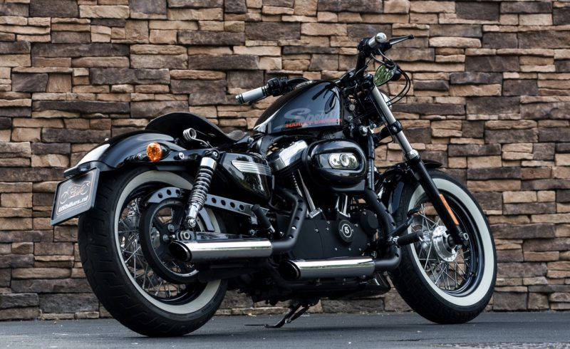 2011 Harley-Davidson XL 1200 X Sportster Forty Eight