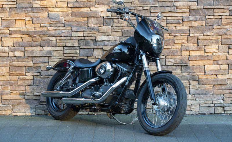 Harley-Davidson FXDB Street Bob 2014 Clubstyle