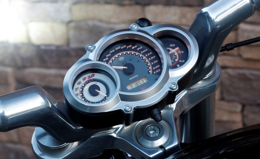 2009 Harley-Davidson VRSCF V-rod Muscle T