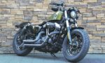 2016 Harley-Davidson XL1200X Forty Eight Sportster RV