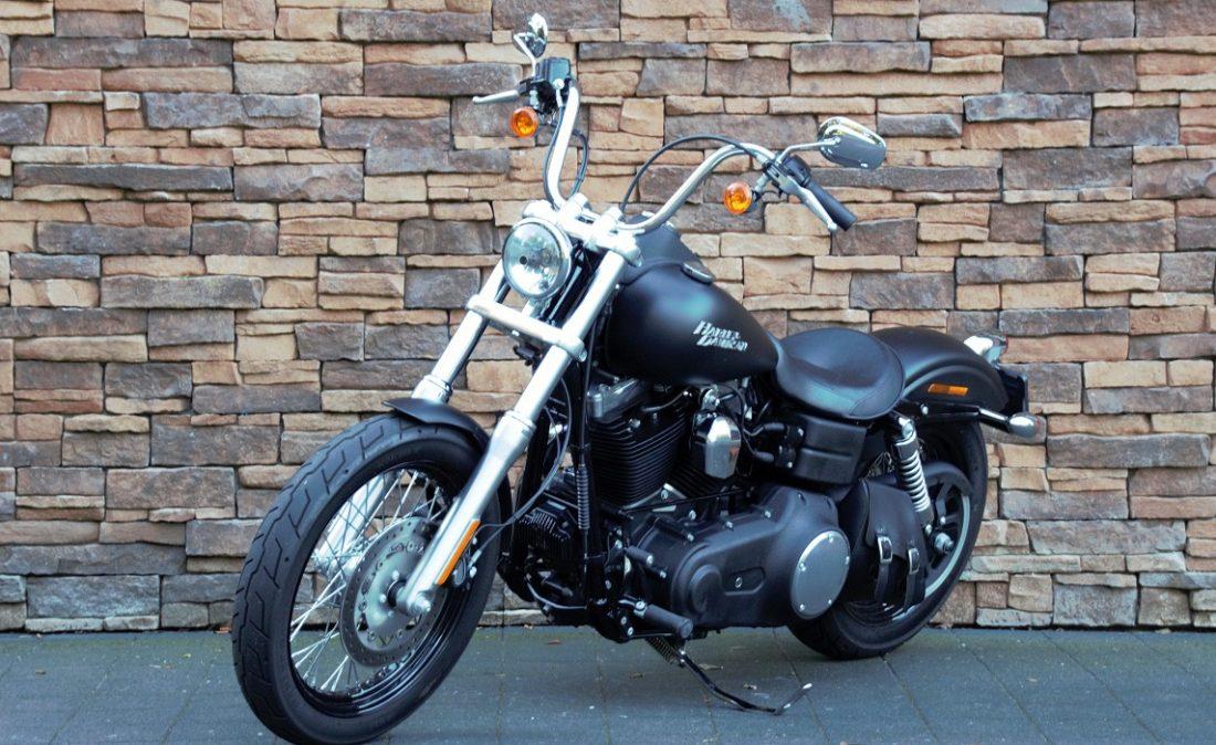 2012 Harley-Davidson FXDB Street Bob LV