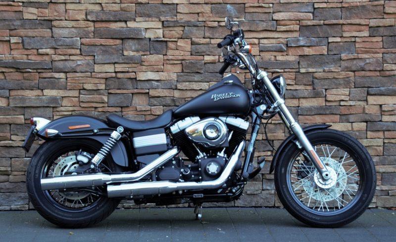 2012 Harley-Davidson FXDB Dyna Street Bob ABS