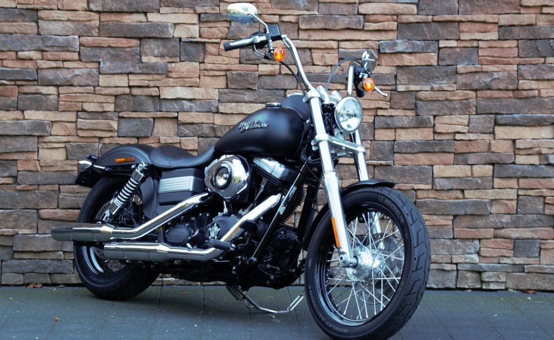 2012 Harley-Davidson FXDB Street Bob RV