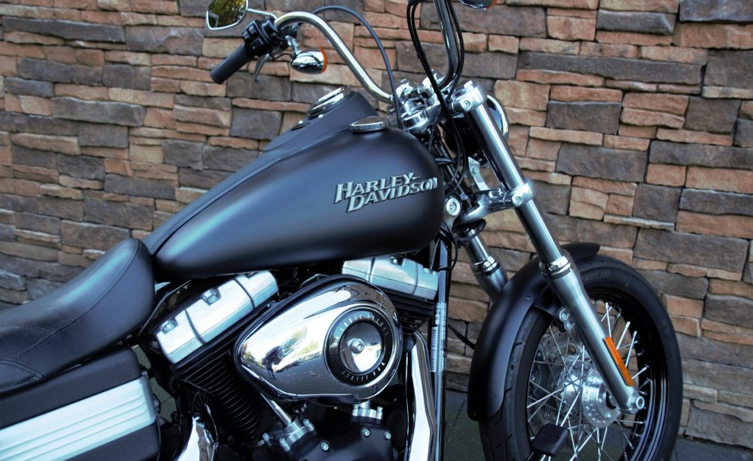 2012 Harley-Davidson FXDB Street Bob Tz