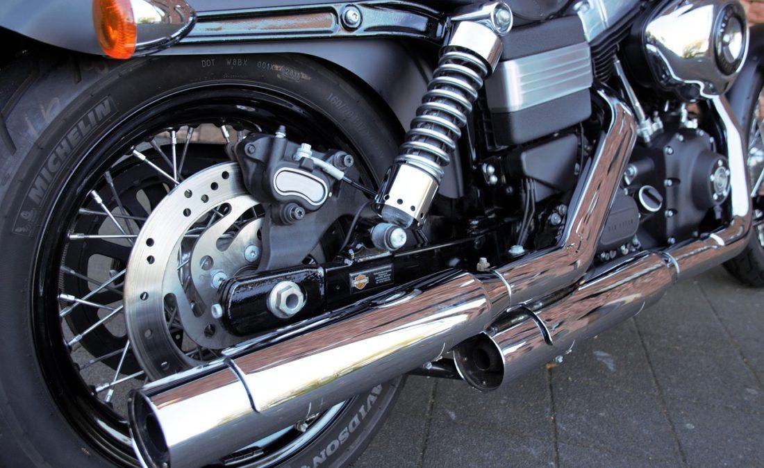 2012 Harley-Davidson FXDB Street Bob U