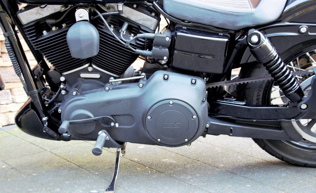 2014 Harley-Davidson FXDB Dyna Street Bob B