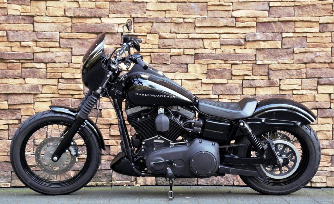 2014 Harley-Davidson FXDB Dyna Street Bob L