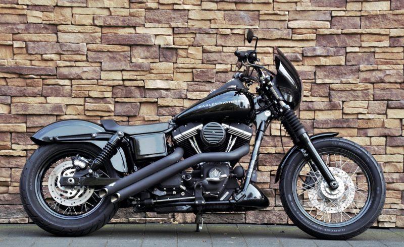 2014 Harley-Davidson FXDB Dyna Street Bob Clubstyle