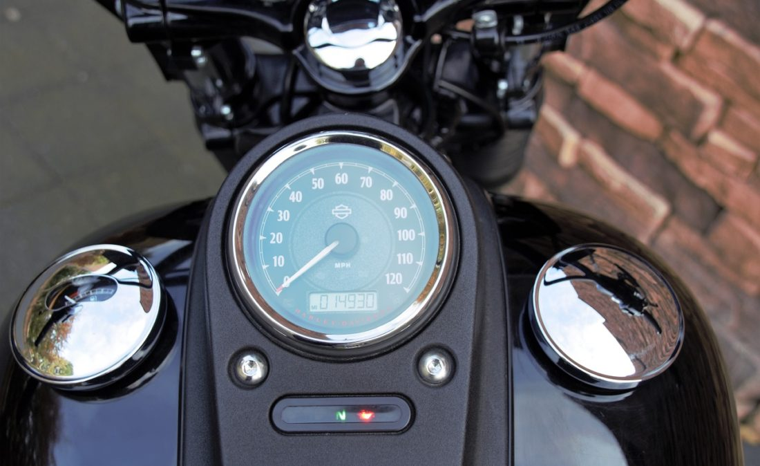 2014 Harley-Davidson FXDB Dyna Street Bob SM