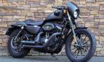2014 XL883N Iron Sportster RV