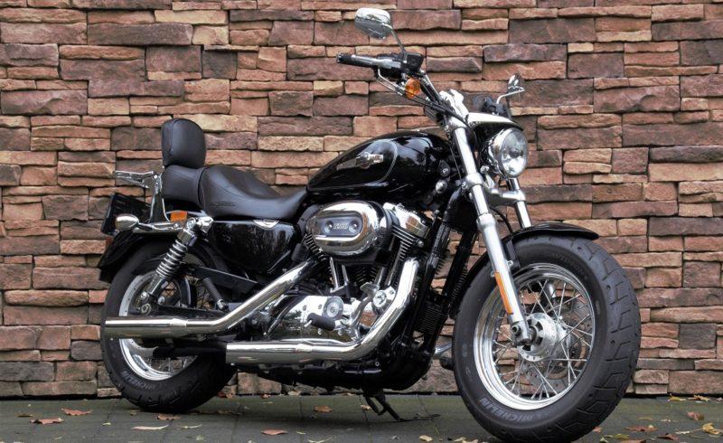 2011 Harley-Davidson Sportster XL 1200 CA Custom