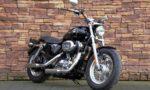 2011 Harley-Davidson XL1200C Sportster Custom RV2