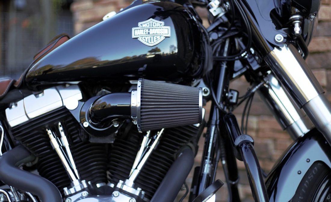 2012 Harley-Davidson FLS Softail Slim AF