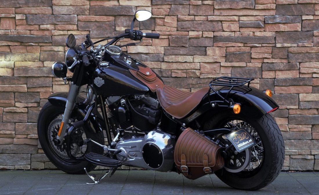 2012 Harley-Davidson FLS Softail Slim LA