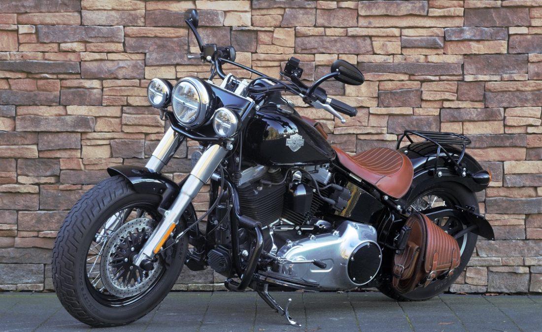 2012 Harley-Davidson FLS Softail Slim LV