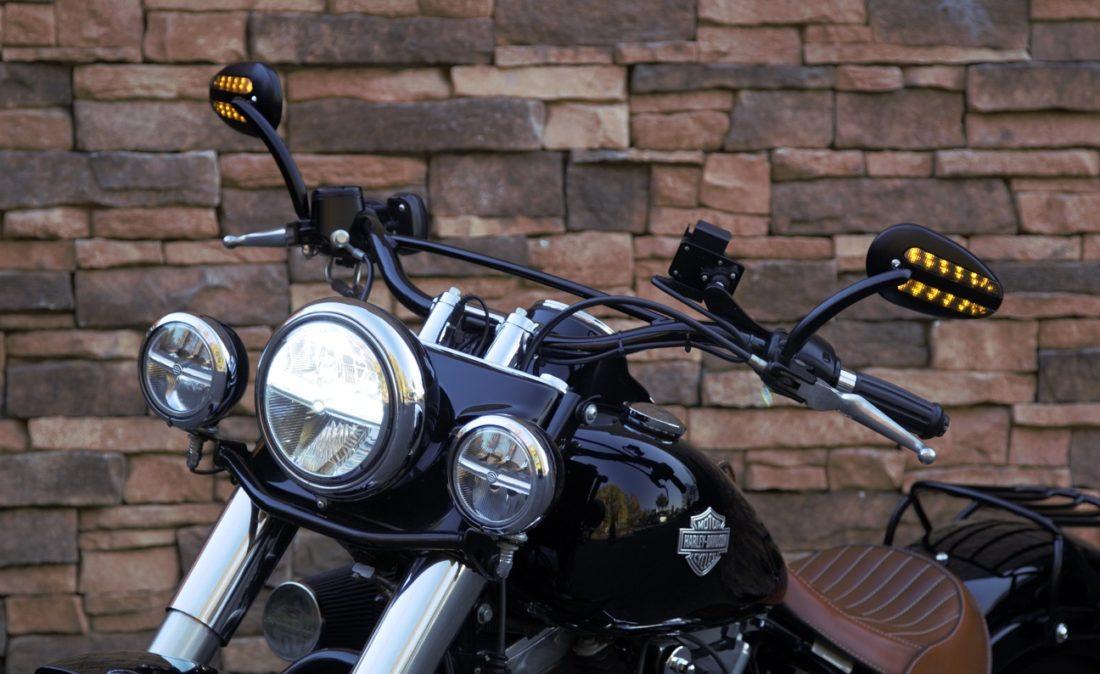 2012 Harley-Davidson FLS Softail Slim M2