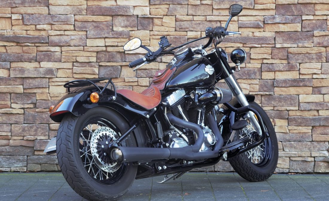 2012 Harley-Davidson FLS Softail Slim RA