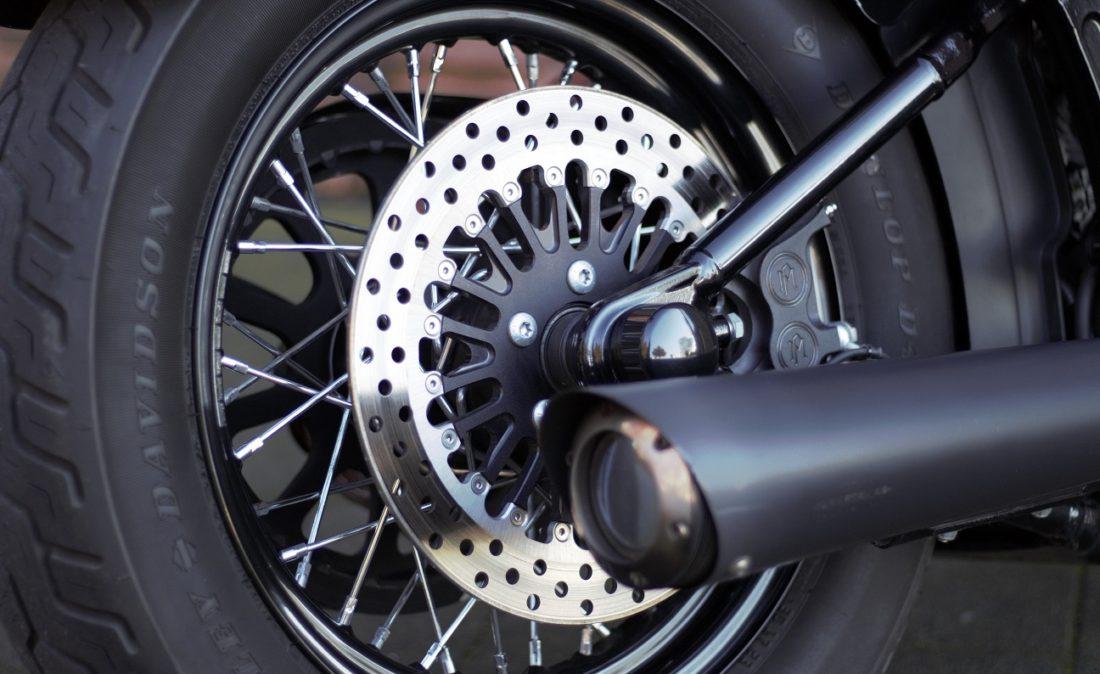 2012 Harley-Davidson FLS Softail Slim Rw