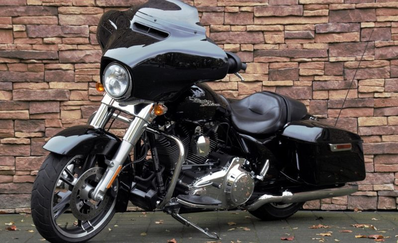 2015 Harley-Davidson FLHX Street Glide Touring