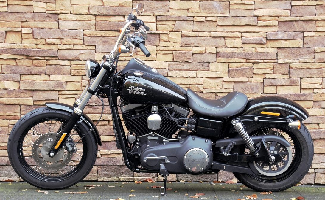 2015 Harley-Davidson FXDB Street Bob 103 ABS L
